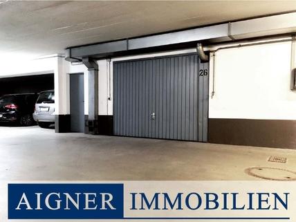 Online AIGNER - Abschließbare Einzelgarage in Bestlage Bogenhausen