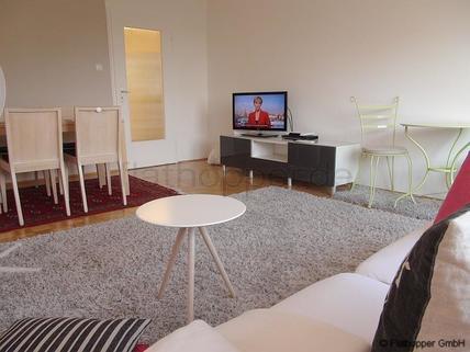 Bild 2 FLATHOPPER.de - Möblierte 3-Zimmer-Wohnung in München - Haidhausen