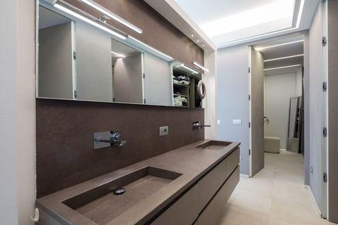 Bathroom 3 Wunderschöne zeitgenössische Villa in Andora - ITA