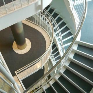 Treppenhaus1 STOCK - Perfekte Arbeitsatmosphäre - Provisionsfrei!
