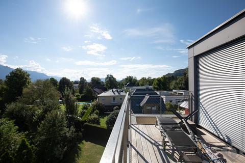 Terrasse Loftartiger Wohntraum mit Galerie in exklusiver Lage Aigen