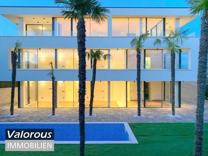 Exquisite Ferien-Wohnung auf der Insel Krk! Garten! Pool!