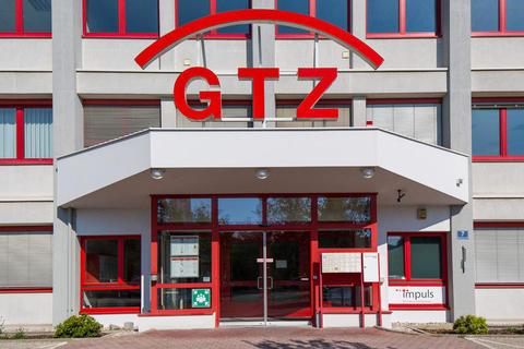 Aussenansicht11 Startbonus möglich für sonniges 2-Raum-Büro im GTZ, Top 21b