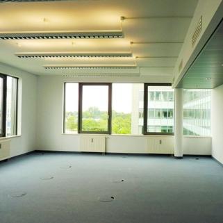 Büro I Großzügig Arbeiten im Leopoldcenter