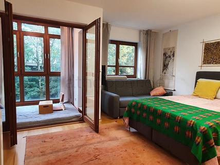 Bild 2 FLATHOPPER.de - Gemütliches Apartment mit Wintergarten in Rosenheim
