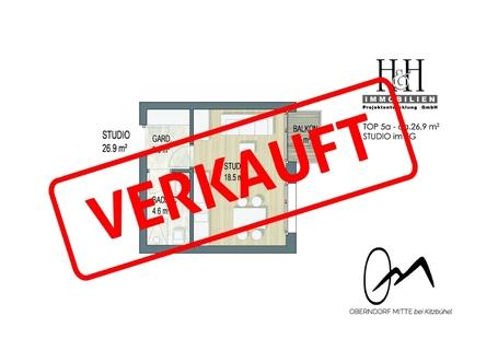 Grundrisse_5a_hp_30032018_verkauft TOP 5a: Studio im 1.OG