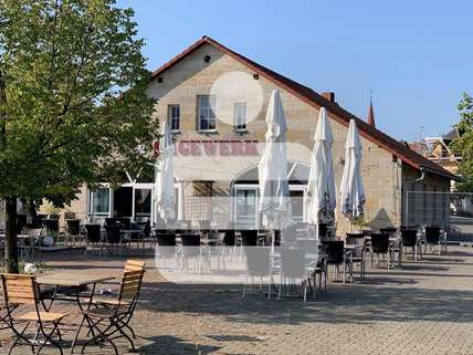 Deckblatt Gewerbeobjekt mit großem Grundstück in Eckental....Anlageobjekt inzentraler Lage