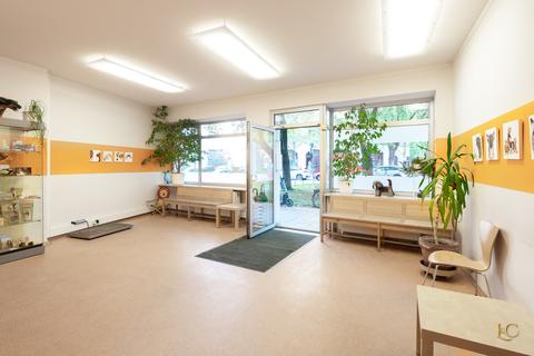 Empfangsbereich Zentrumsnahe Praxisfläche direkt an der Isar - Au