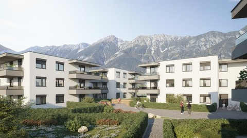 Stadt Villen Hall in Tirol