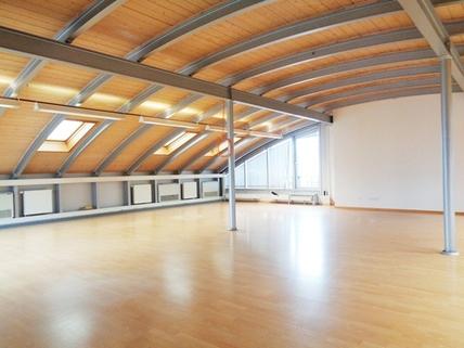 Großraum2 STOCK - Bürofläche mit Blick Unterschleißheim