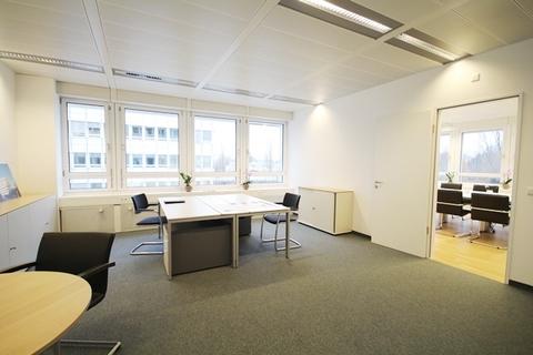 Musterbüro Teambüro STOCK - PROVISIONSFREI - toller Weitblick