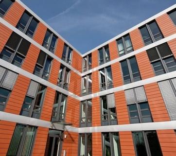 Detailansicht STOCK - Modernes Penthouse mit Dachterrasse