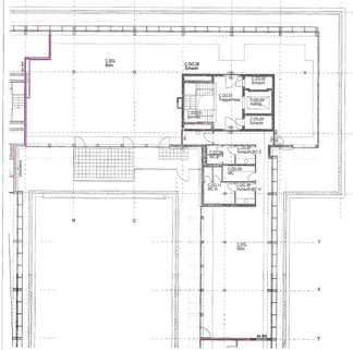 Grundriss_DG_Haus A STOCK - Modernes Penthouse mit Dachterrasse