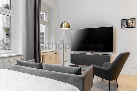 Bild 2 FLATHOPPER.de - Ruhige und vollausgestattete 1-Zimmer-Wohnung im Herzen von Berlin