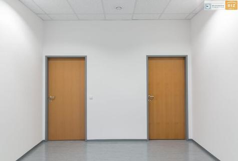 Vorraum 3-Raum Büro mit Klima und Küche im BIZ-Wels, TOP 1S17
