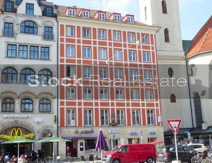 Außenansicht STOCK - Moderne Bürofläche in bester Innenstadtlage