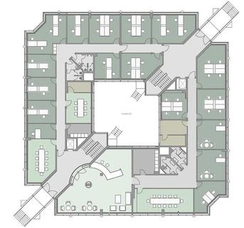 RG Haus 3 STOCK - Attraktive Büroflächen in Grasbrunn