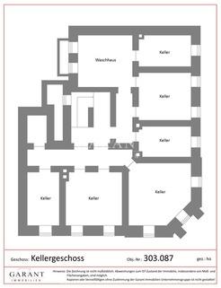 ho5 Keller Teil 1 Gepflegtes Mehrfamilienhaus mit 8 Wohneinheiten in zentraler Lage in Ölsnitz-/Vogtland !