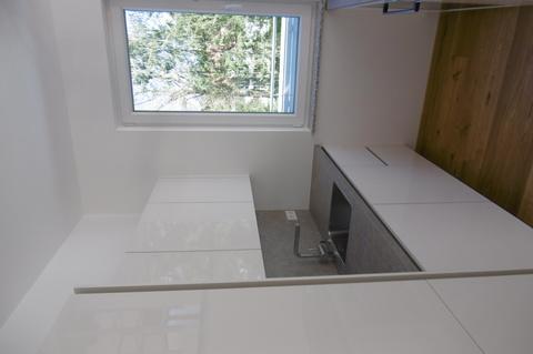 Blick ins Ankleidezimmer Dachterrassentraum: Erstbezug! Exklusive 2-Zimmerwohnung mit großer Dachterrasse!