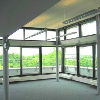 Innen3 Modern und flexibel gestaltbar ... Büros in Unterföhring