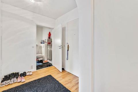 Eingangsbereich HEGERICH: Gemütliche 2-Zimmer-Whg in Trudering