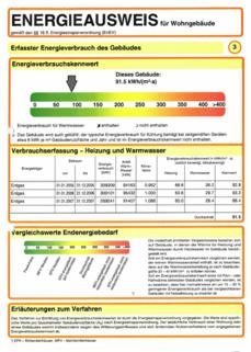 Energieausweis Große Praxis (teilbar) in gepflegtem Zustand, frei zum Jahresende