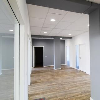 Innen 1 Effiziente Büroflächen mit sonnigen Innenhöfen