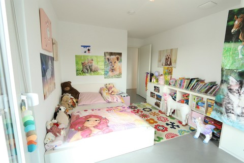 Kinderzimmer Bauhausvilla-Design trifft Familie!