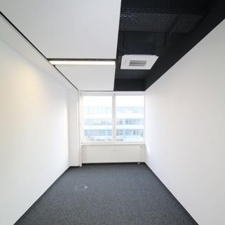 Innen 3 Effiziente Büroflächen mit sonnigen Innenhöfen