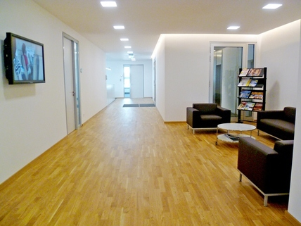 Empfang STOCK - Exquisite Büroräume !