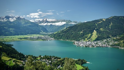 1 Studio Suite Lake View - The Gast House Zell am See