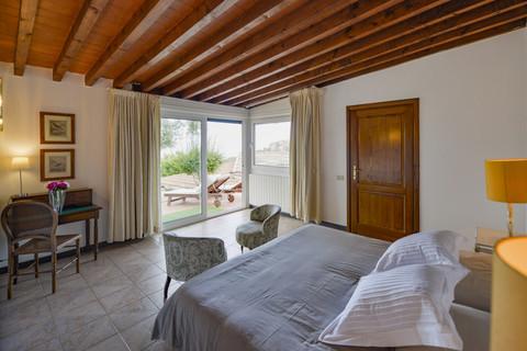 Bedroom 1st Villa mit Meerblick