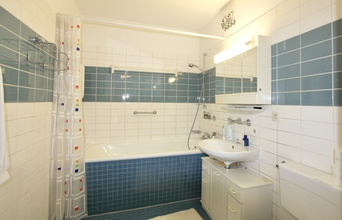 Bad RESERVIERT !!! ERBBAURECHT: 2-Zimmer-Wohnung mit Balkon in ruhiger, zentraler Lage Haidhausen nahe Gasteig