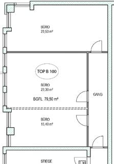 Top B100 Gewerbepark Wilten - Top B100