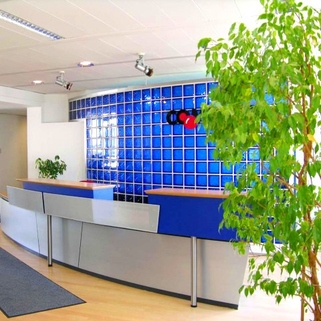 Empfang STOCK - PROVISIONSFREI - Preisgünstige Büroräume in Unterschleißheim