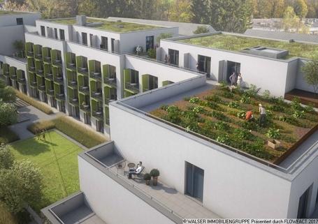traumhafte Dachgärten Attraktives *my room active* NEUBAU DG-Apartment exklusiv NUR für Studenten und Auszubildende!