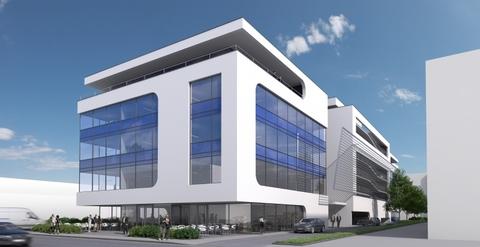 Ansicht 1 Neubauprojekt - Design und Funktionalität in Lochham