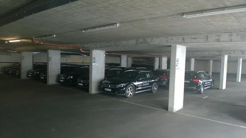 Tiefgarage Ab € 6,50 €/m² - Der Standort ist Entscheidend