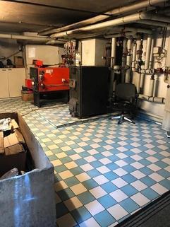 Heizraum Ölbrenner und Festbrennstoffheizung MFH Pichl b. Wels Mehrfamilienhaus für WIRKLICH große Familie mit bis zu 4 Wohneinheiten