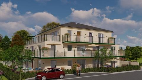 Bild 2 Exklusive Villen-Wohnungen in Lappersdorf-WE1