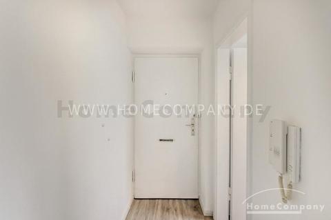 Flur Möbliertes 1-Zimmer-Apartment mit Balkon im Münchner-Westend