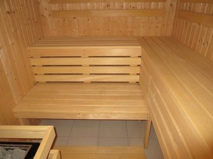 Sauna **Großzügiges 2-Familien-Reiheneckhaus mit Doppelgarage**voll unterkellert**