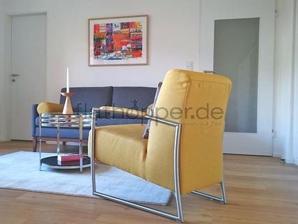 Bild 2 FLATHOPPER.de - Hochwertiges Apartment mit Balkon - auch für Homeoffice - in Schwabing - Freimann