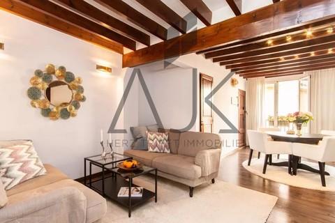 ps03085--Altstadt Palma Trend Zweitwohnsitz: Charmantes Penthouse mit privater Dachterrasse in der Altstadt von Palma