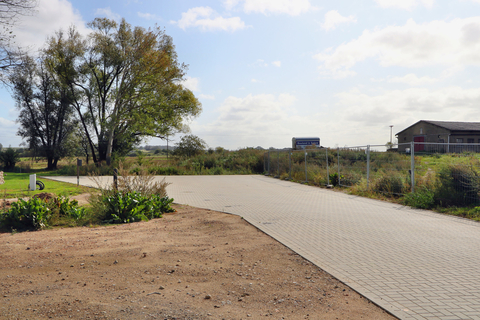 Der Wendebereich Großes Grundstück mit individueller Bebauungsmöglichkeit!