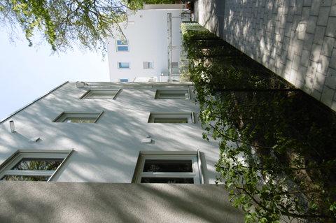 Außenanlagen Dachterrassentraum: Erstbezug! Exklusive 3-Zimmerwohnung mit großer Dachterrasse!