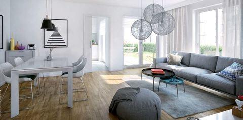 Bild 3 Barrierefreie 2 Zimmer Neubau - Wohnung mit Balkon