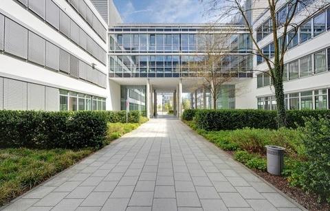 Aussenansicht STOCK - PROVISIONSFREI - Ihr neues Büro in Unterföhring!