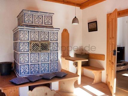 Bild 4 FLATHOPPER.de - Hochwertige 4-Zimmer-Wohnung im denkmalgeschützem Haus in Grassau bei Chiemsee
