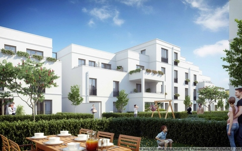 Traumhafter Garten und Dachterrassen Den persönlichen Anspruch verwirklichen: Atelierhaus mit riesiger Dachterrasse und tollem Garten
